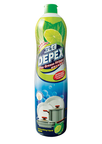 Depex Dishwashing Liquid
