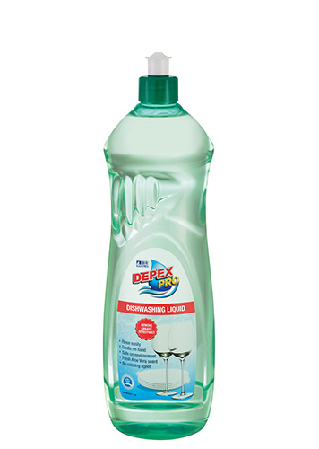 Depex Pro Dishwashing Liquid