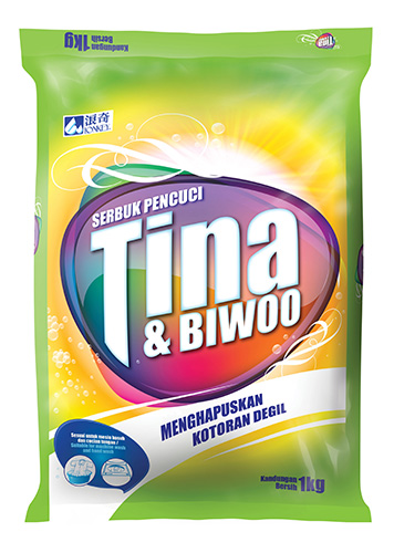 Tina and Biwoo